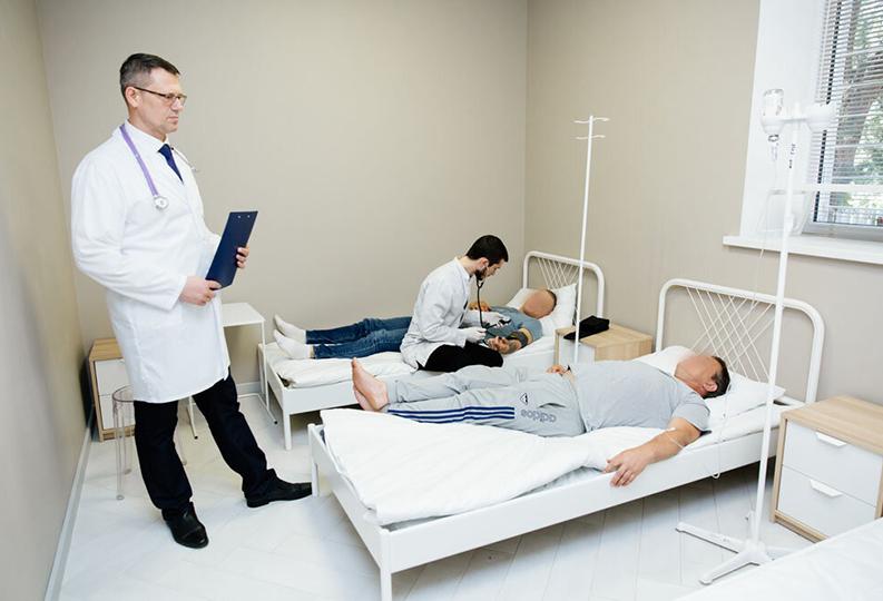 клиники лечения наркомании в новгороде